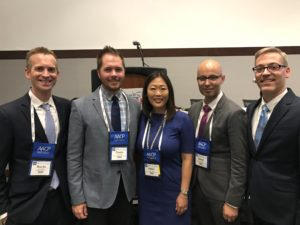 CHSU Faculty Attends the 2018 American Association of Colleges of Pharmacy Annual Conference