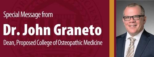 Dr. John Graneto