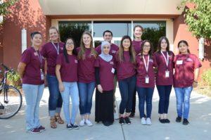 CHSU Hosts a Professional Development Class for High School Students