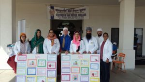 CHSU Pharmacy Students Host Chronic Kidney Disease Awareness Event at Sikh Temple