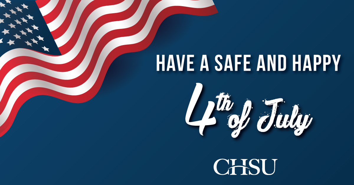 Campus Closed for 4th of July