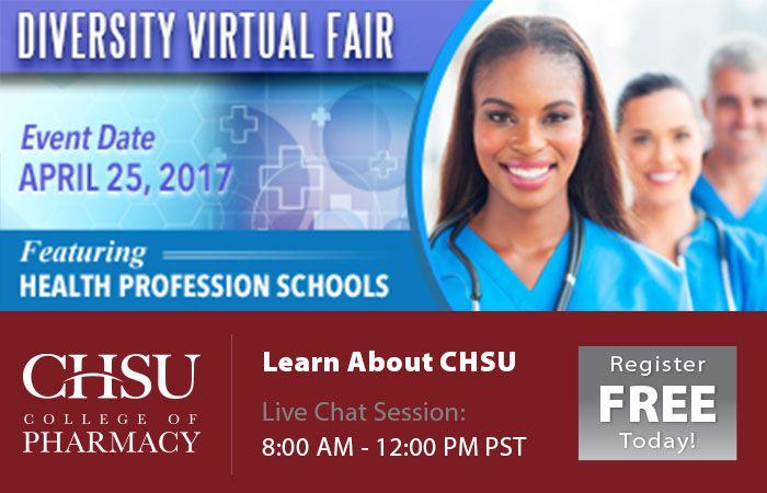 Health Professions Diversity Virtual Fair