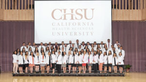 CHSU College of Pharmacy Welcomes 68 New Students
