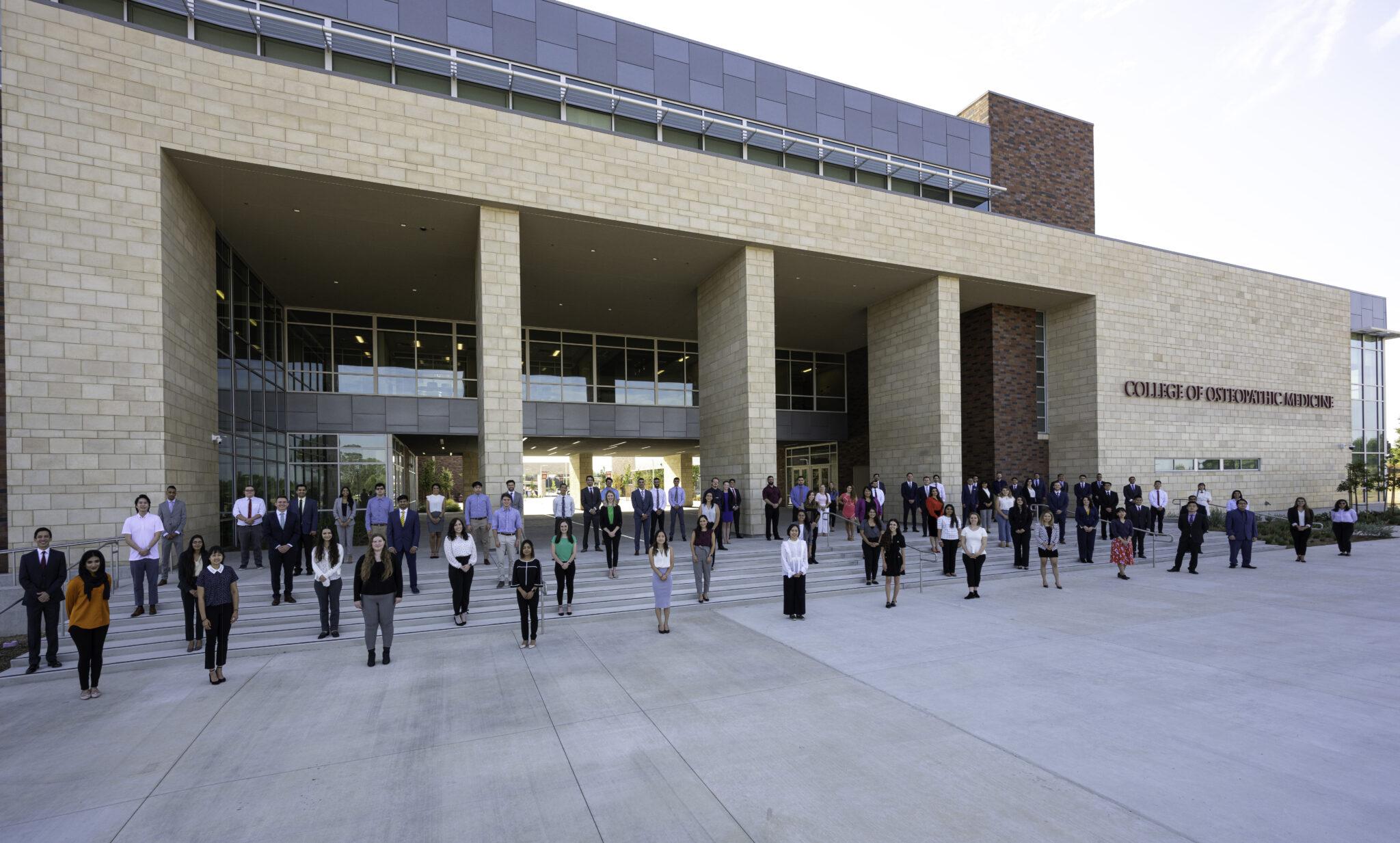 CHSU-COM Inaugural Class of Medical Students Make History