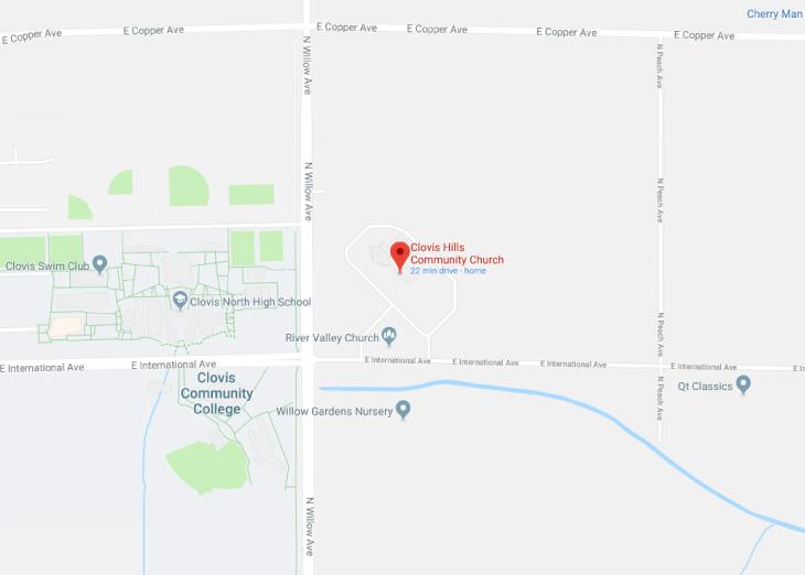 Clovis Hill Community Church - Google Maps