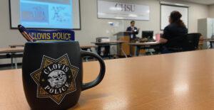 CHSU Hosts Clovis Police Department for a Prescription Drug Abuse Workshop