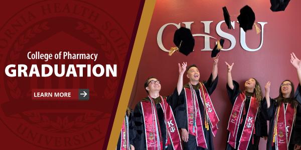 College of Pharmacy Graduation Slider 2021 CHSU