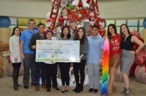 CHSU's CPhA and Phi Delta Chi Chapter Raises Funds for Valley Children's Hospital