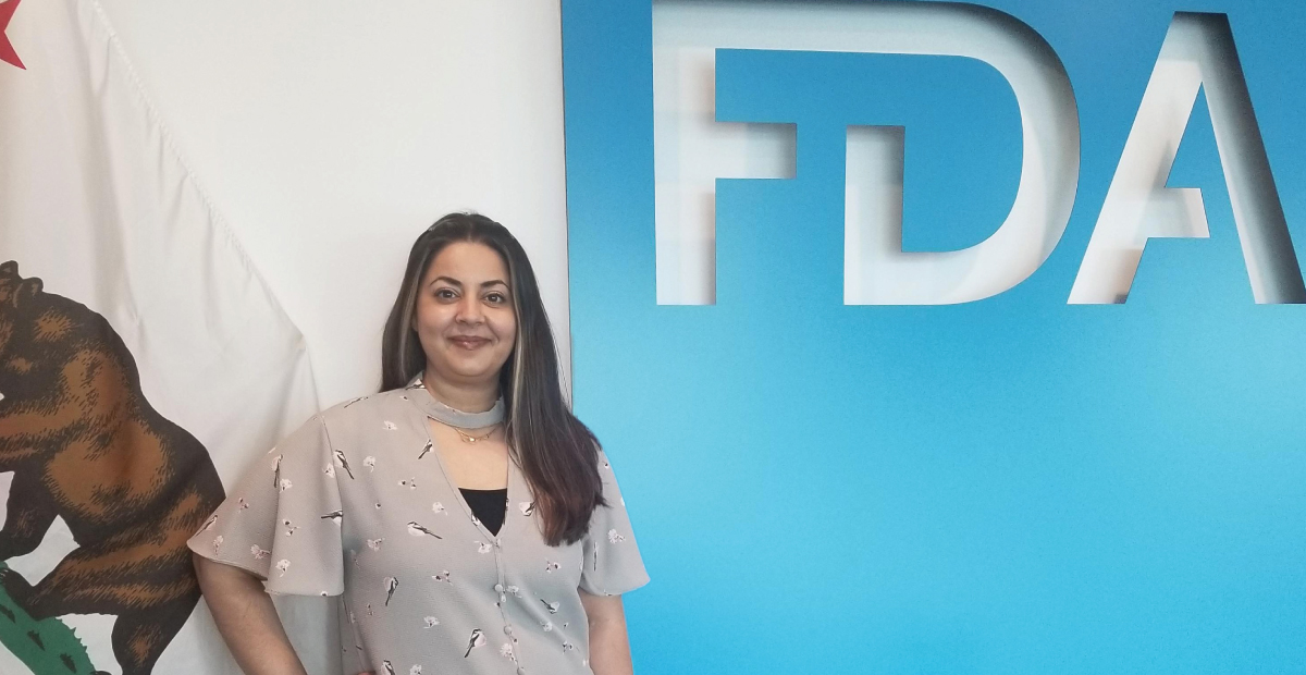 CHSU Pharmacy Student Completes Competitive FDA Clinical Rotation