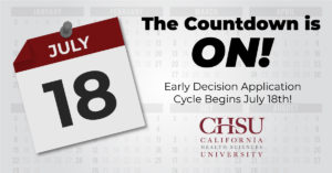 The Early Bird Gets the Worm — Tips to Prepare for Early Decision