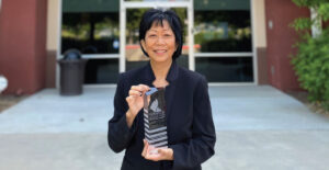 CHSU Awarded Fresno Chamber's Rising Star Award