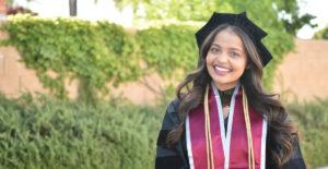 2021 Grad Stories: Poonam Patel