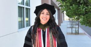 2021 Grad Stories: Karen Cruz Pelham