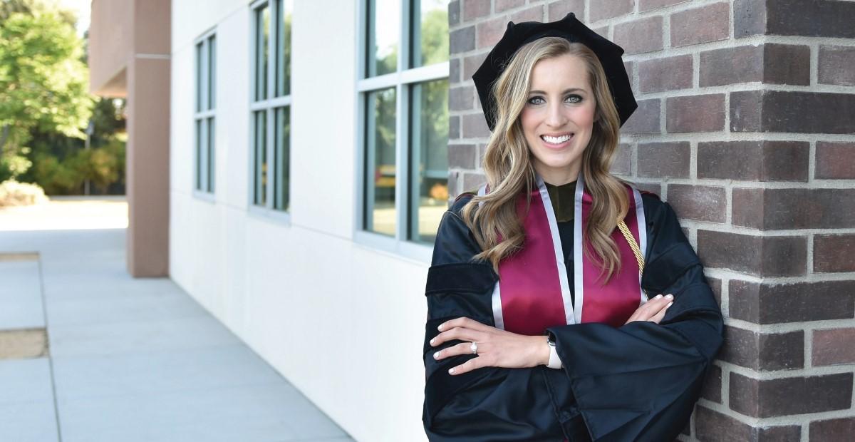 2021 Grad Stories: Brooke Jacobi