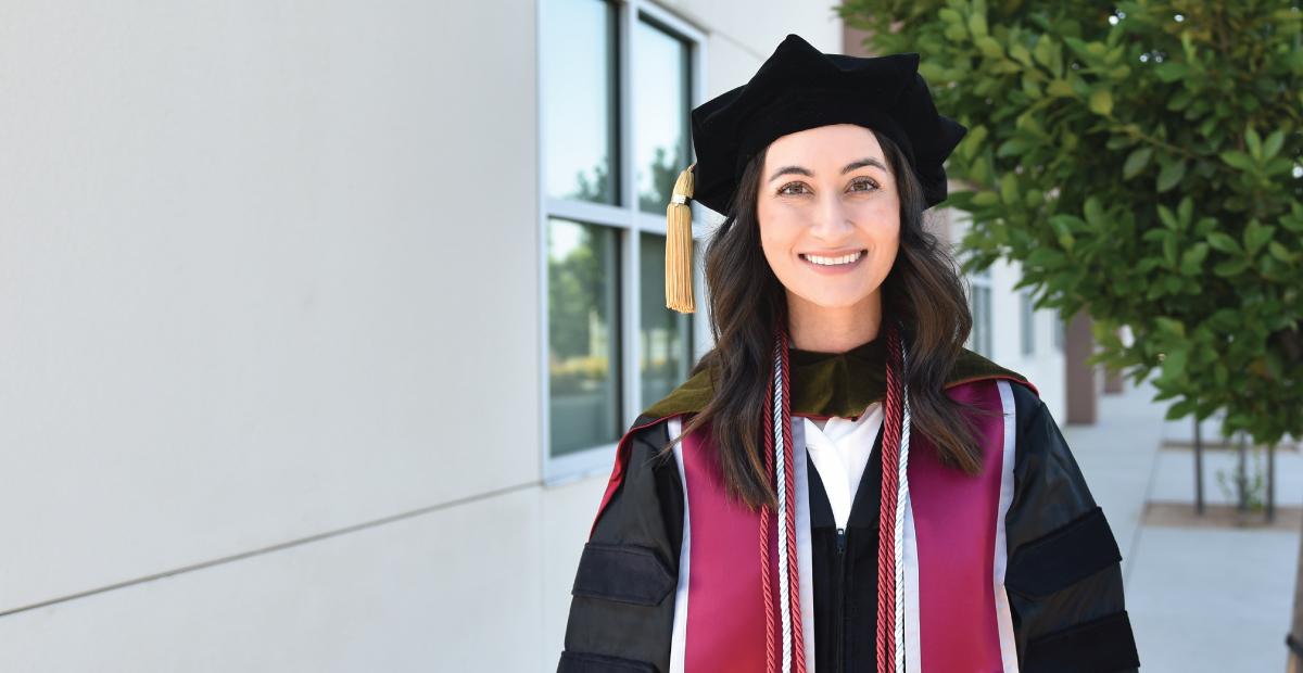 2021 Grad Stories: Moneeza Mian