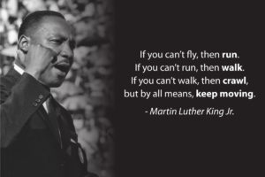 Campus Closed – Martin Luther King Jr. Day