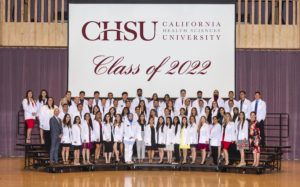 College of Pharmacy Program Welcomes the Class of 2022
