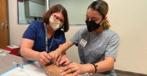 CHSU Engages Aspiring Health Care Professionals