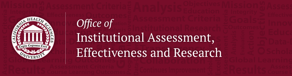 Office of Institutional Assessment, Effectiveness and Research