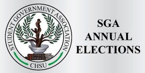 Student Government Association Annual Elections