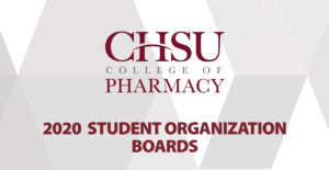 Meet the 2020 COP Student Organization Boards