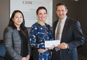 CHSU College of Pharmacy Receives $12,000 Walgreens Diversity Donation